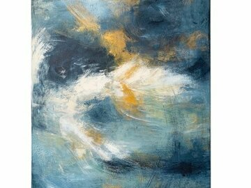 Sell Artworks: OJO DE TORMENTA
