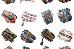 Buy Now: 16 Pc Bangle Bracelets Worth $160 Retail Value