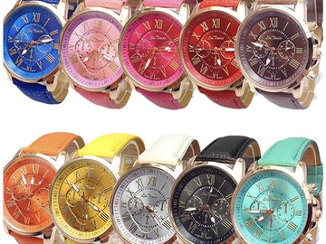 Buy Now: 10 Women's Watches Multicolor Assorted  Pack Over $300 Retail