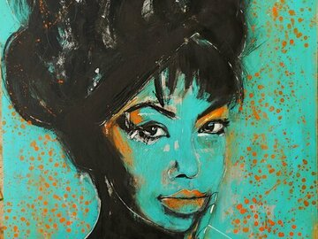 Sell Artworks: MARY WELLS
