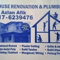 Services: plumbing dan renovation 0176239476 setapak