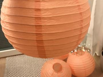 Ilmoitus: Kauniit paperiset koristepallot 5kpl (Uudet!)