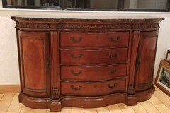 Selling without online payment: Antique Cabinet