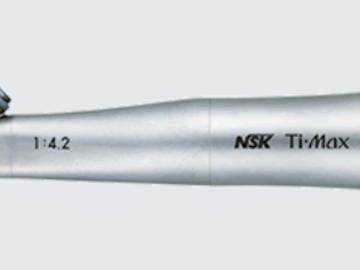 Nieuwe apparatuur: NSK hoekstukken en turbines bij All Dent