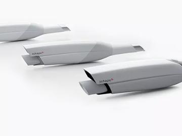 Nieuwe apparatuur: 3Shape Trios intra orale scanners bij Cordent