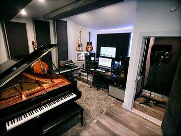 Rent Podcast Studio: The Dock Studios