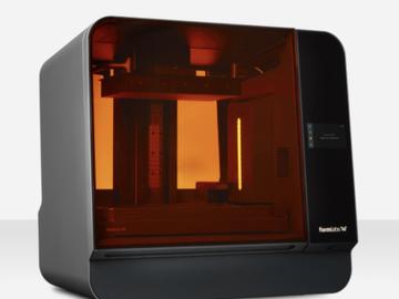 Nieuwe apparatuur: Formlabs 3D printers bij Arseus Dental