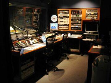 Rent Podcast Studio: THE LA Radio Studio