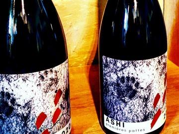 Vente avec paiement en direct: 6 bouteilles : Ashi - Premières pattes 2020