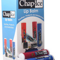 Liquidation/Wholesale Lot: 2 loaded Chap-Ice Displays 48 Count Total