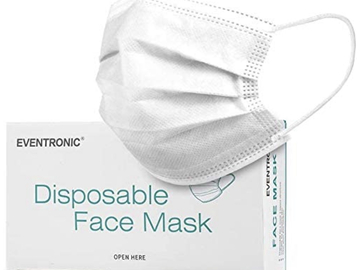 Buy Now: 250 Disposable Face Masks