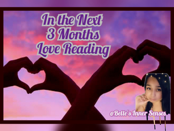 Selling: In the next 3 Months Love Reading