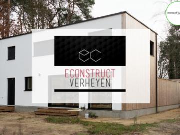 .: Econstruct Verheyen | Totaalprojecten in houtskeletbouw