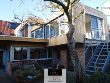 .: Aanbouw in houtskeletbouw | door Econstruct Verheyen