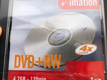 Vente: Neuf DVD RW IMATION 4x
