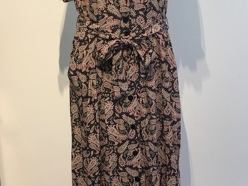 Selling: Kate Sylvester Paisley Dress