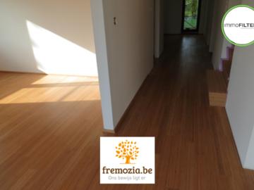 .: Dik bamboe parket project   door Fremozia