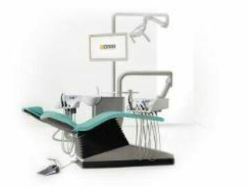 Gebruikte apparatuur: Sirona C5+ behandelunit