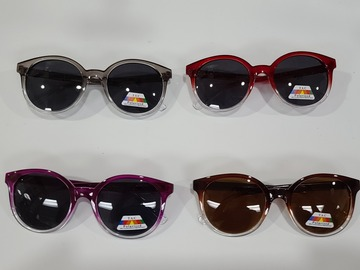 Selling with online payment: Round Polarized Sunglasses
