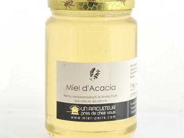 Les miels : Miel d'Acacia de la forêt de Fontainebleau