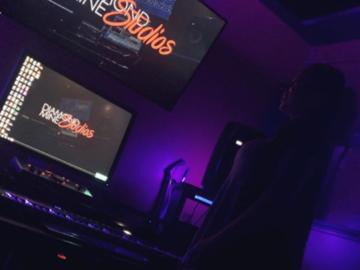 Rent Podcast Studio: Diamond Mine Studios