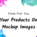 Offering online services: Your Products on Mockups