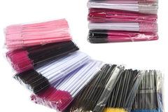 Liquidation/Wholesale Lot: 1000 PCS Disposable Eyelash Brushes Tool kits