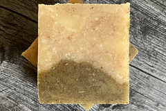 Selling: The Woodsman Coconut Milk Soap