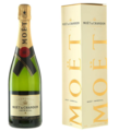 Producto físico: CHAMPAGNE MOET & CHANDON BRUT IMPERIAL 750 ML