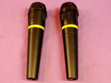 Selling with online payment: Pair of Audio-Technica model P625 microphones