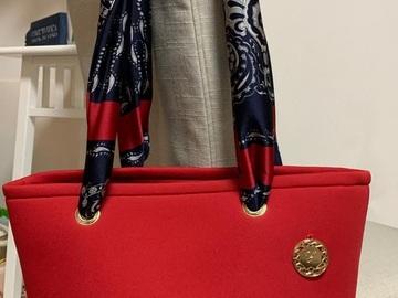 : Tote Bag - Red