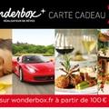 Vente: Bon de réduction Wonderbox (25€)