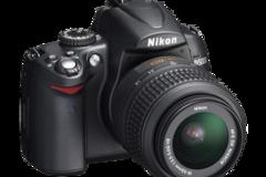 For Rent: Nikon D5000 Digital SLR Camera with 18-55mm VR Lens Kit