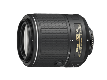 For Rent: AF-S DX NIKKOR 55-200MM F/4-5.6G ED VR II
