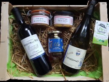 Vente: Livraison de produits du terroir français