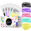 Buy Now: 100 pc Multicolored Face Masks