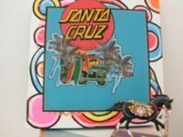 """Vente au détail: """"Santa Cruz"""""""