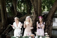 Per Person: Bespoke Mobile Afternoon Tea Party