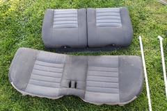 Selling with online payment: SN95 Back Seat