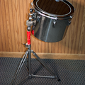 Selling with online payment: Ludwig Stainless Steel 14 x 10 w/floor stand