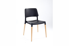 For Sale: JADE Stackable Cafe Chair/Dining Chair