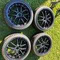 Selling: Work VS-SS 3 Piece Wheels