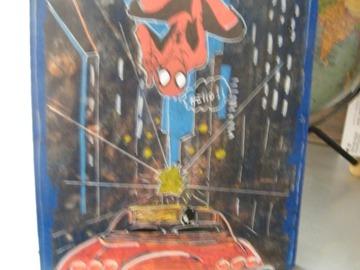"""Vente au détail: """"Spider ohoh!!!"""