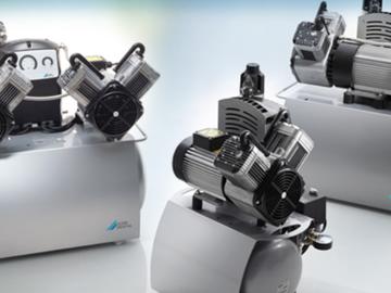 Nieuwe apparatuur: Durr Dental compressoren bij Dental Partners Rotterdam