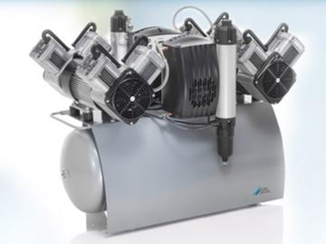 Nieuwe apparatuur: Durr Dental compressoren bij Dental Service Jansen