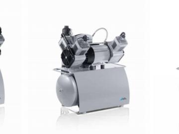Nieuwe apparatuur: Durr Dental compressoren bij Dental Union