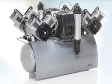 Nieuwe apparatuur: Durr Dental compressoren bij e-dental