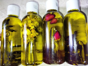 For Sale: Infused oils 80ml