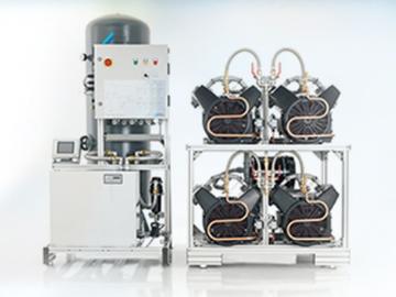 Nieuwe apparatuur: Durr Dental compressoren bij Henry Schein