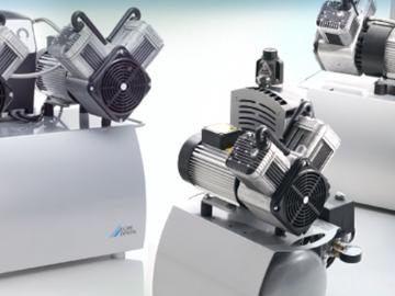 Nieuwe apparatuur: Durr Dental compressoren bij Kouvelt Dental Service
